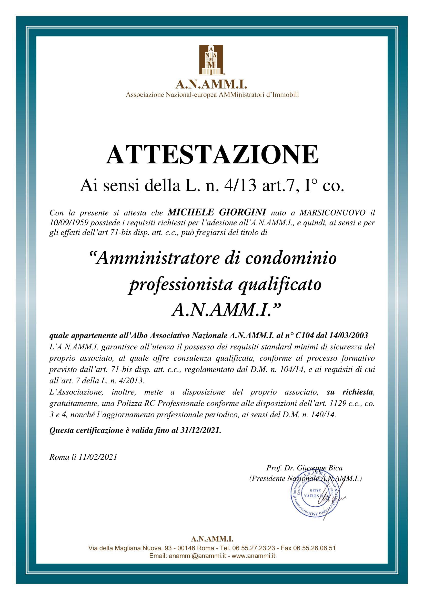 Attestato Iscr. 2021 ANAMMI M.G.-1